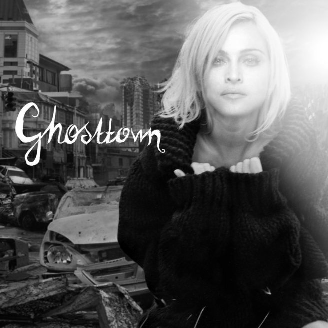 madonna___ghosttown_single_cover_by_ludingirra-d8ari8e