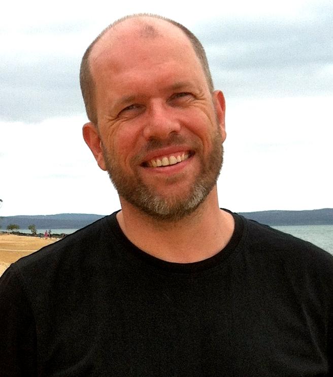 MICHAEL BURGE HEADSHOT